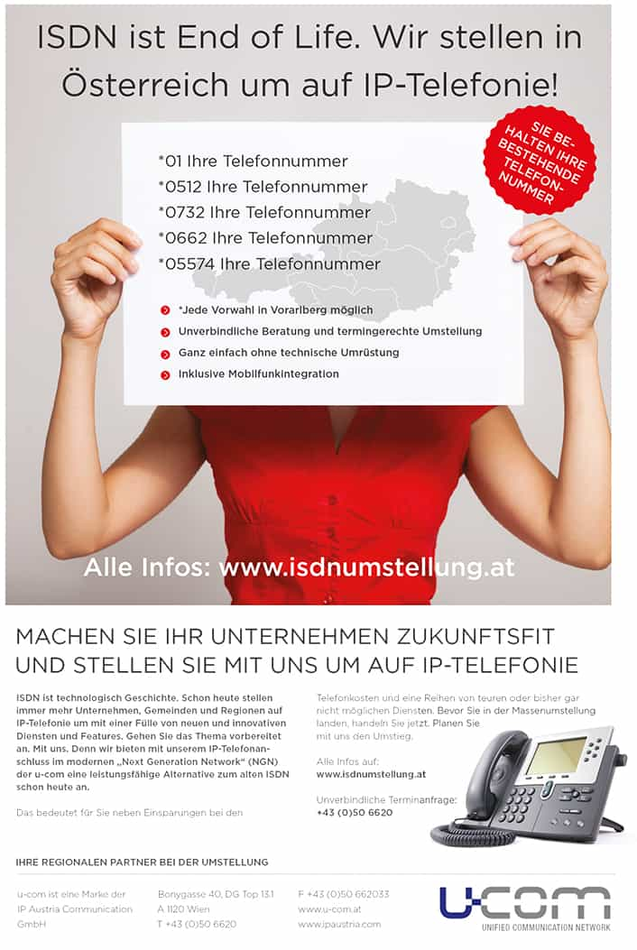 IPAustria Isdn 2 Voip